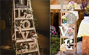 Deco Mariage Vintage : id es d co mariage faire soi m me pour un v nement ~ Farleysfitness.com Idées de Décoration