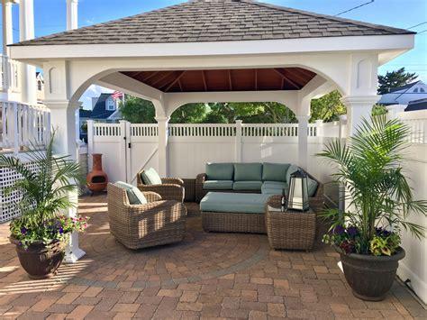 Backyard Ideas - gazebos in pa backyard pergolas and pavilions built by
