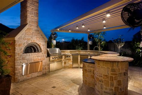 Building The Dream Outdoor Kitchen