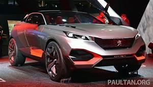 Future 3008 Peugeot 2016 : paris 2014 peugeot quartz concept a 3008 preview image 279237 ~ Medecine-chirurgie-esthetiques.com Avis de Voitures