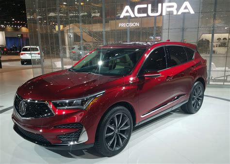 Auto-Show Walk-around: 2019 Acura RDX Prototype | The Daily Drive | Consumer Guide® The Daily ...