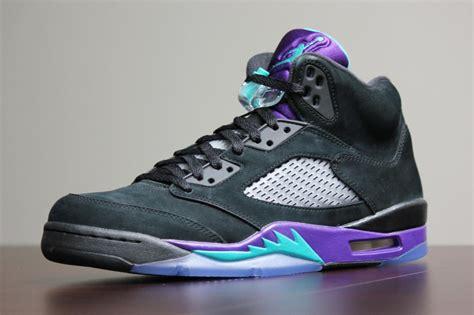 air jordan 5 quot black grape quot coming this weekend
