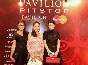 (From L-R) Samantha Miles, Sophia Mohd Noor & Annette Chan ...
