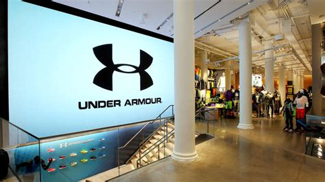 Under Armour plans Brand House stores for World Trade ...
