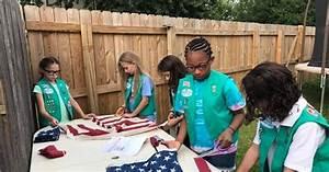 The Nu Projects : girl scouts of the colonial coast blog girl scout troop 626 retires flags for bronze award ~ Eleganceandgraceweddings.com Haus und Dekorationen