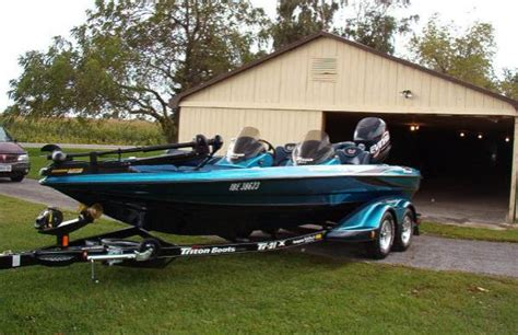 Bass Boat Central by Triton
