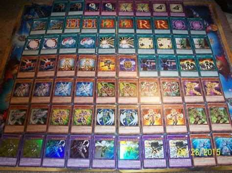 Elemental Deck List 2006 by 68 Card Masked Elemental Deck Yu Gi Oh Ebay