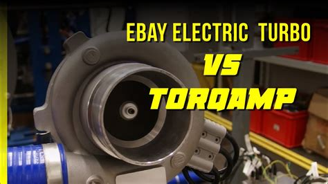 ebay electric supercharger torq youtube