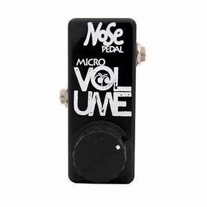 Nose Micro Volume Black-out Pedal