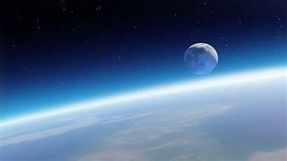 Moon Sky Earth Mac Space Atmosphere Planet