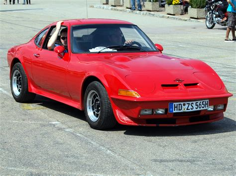 1969 Opel Gt by 1969 Opel Gt Information And Photos Momentcar