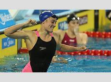 Mireia Belmonte y su idilio con los Mundiales de piscina