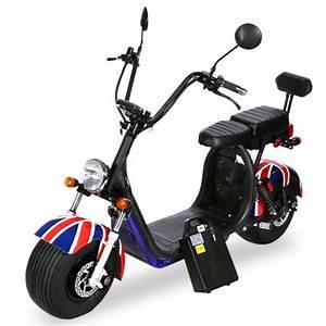 Scooter Electrique 2 Places : la chine meilleurs fabricants de scooter lectrique citycoco fournisseurs factory ~ Melissatoandfro.com Idées de Décoration