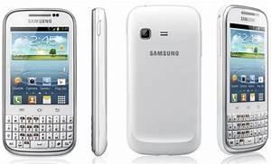 Zone Smartphone  Samsung Galaxy Chat B5330 Manual Guide