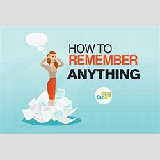 How To Remember Anything 20+ Tips To Boost Your Memory  Fab How