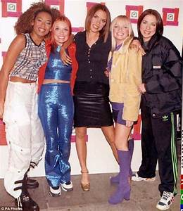 Mel B Rates Spice Girls39 Kissing 39Emma And Victoria Were