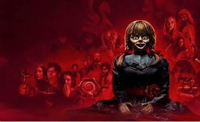 Annabelle Supernatural Warner Bros Horror America Usa