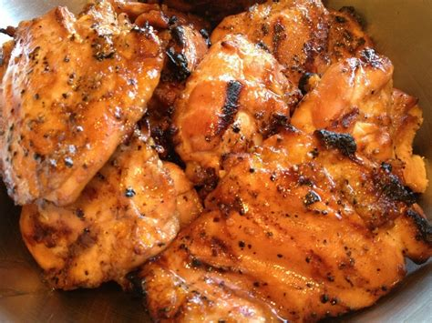 cooking chicken on the stove asian glazed and grilled chicken recipe the brown lounge