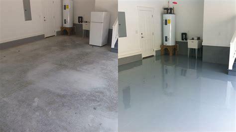 Garage Floor Epoxy In Raleigh  Floor Sealing  Clh Painting