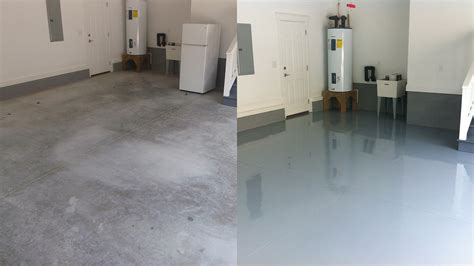 garage floor epoxy  painting company raleigh clh painting