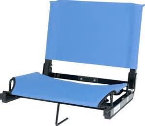 stadium chair stadium bleacher chairs sportsunlimited com