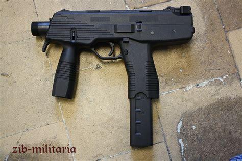 Steyr MP9 TMP, Black Grip, Deactivated MP