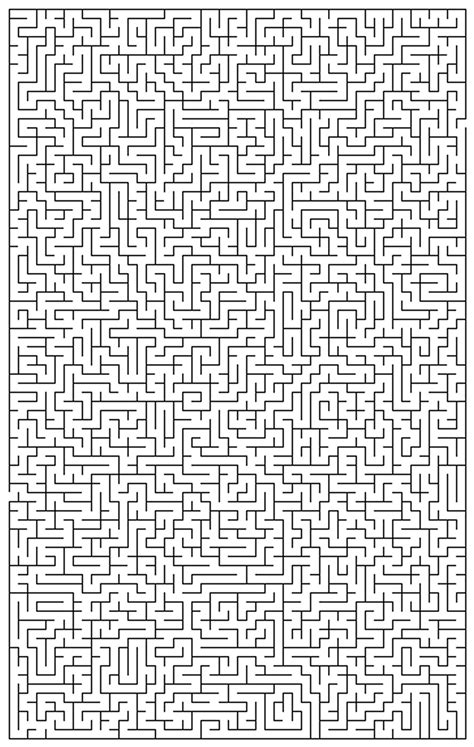 mazes coloring pages  kids updated