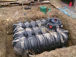 Recuperateur Eau Pluie : r cup rateur d 39 eau de pluie enterre plate ~ Premium-room.com Idées de Décoration