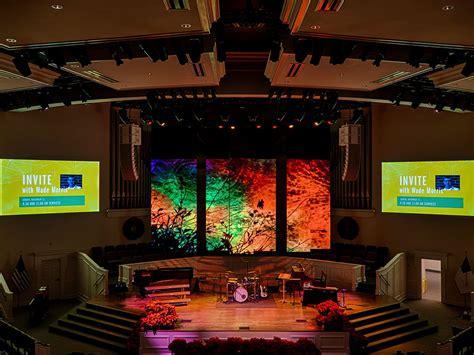 aplikasi videotron house  worship
