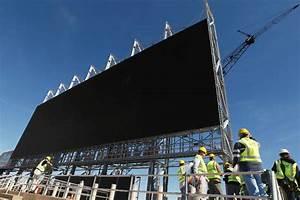 'Big Hoss', la gigantesca pantalla plana de Panasonic ...