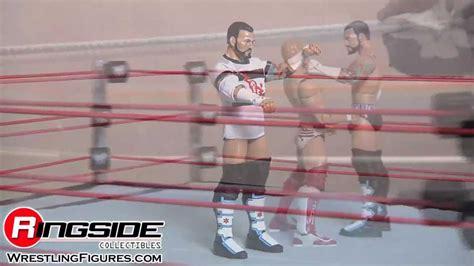 Cm Punk Wwe Elite Series 16 Mattel Toy Wrestling Action