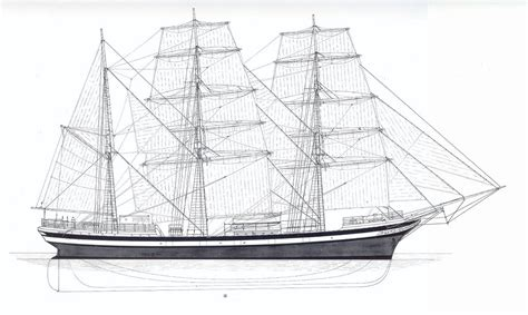 How To Draw A Pilgrim Boat by Pride And Stability