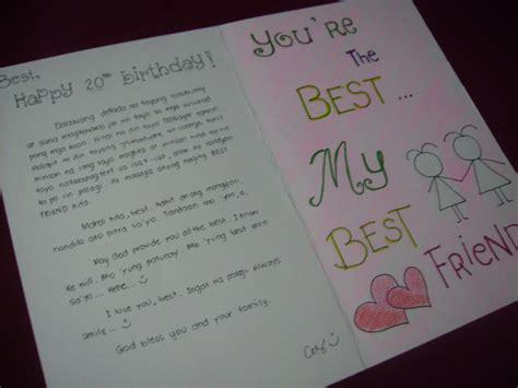 open letter   bestfriend scattered piece