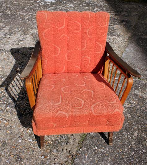 fauteuil relax annee 50 broc co fauteuils vintage ann 233 es 50 224 70 accoudoir