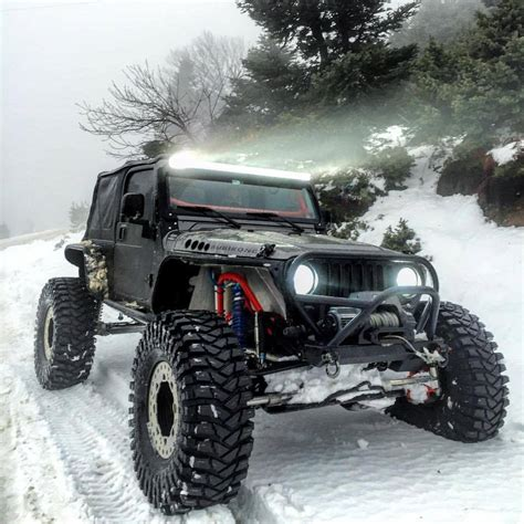 Jeep Off Road Offroad Stuff Jeep Wrangler Tj By Rubikong Offroad Parts