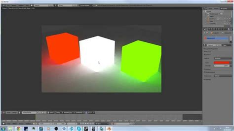 Make Object Emit Light (cycles Render