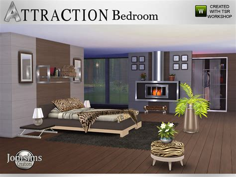 deco chambre basket jomsims 39 attraction bedroom