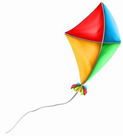 Kite Clipart Clip Colorful Transparent Vacation Desktop