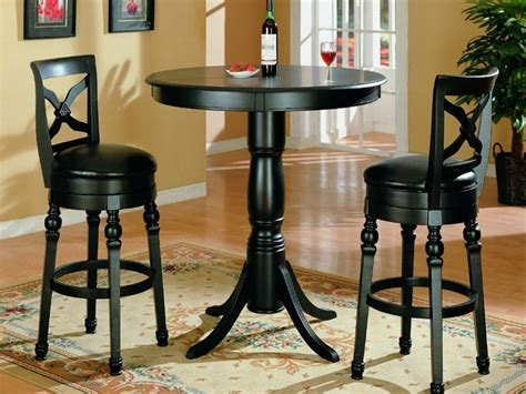 Pub style dining set, pub tables bar stools pub tables and