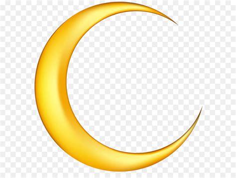 Yellow New Moon Png Clip-art