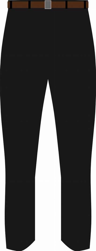 Pants Clipart Jeans Svg Transparent Trousers بنطلون