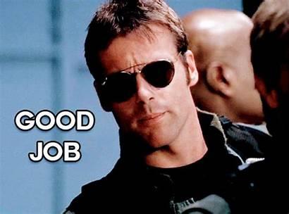 Job Reaction Meme Stargate Cool Jackson Know