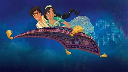 Aladdin Wallpapers Jasmine Disney 4k Whole Cartoon
