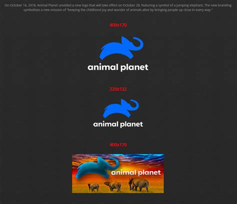 logo  animal planet forum linuxsat