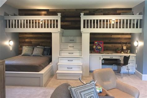 coolest bunk room      southern living