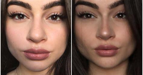 nose shapes     contour  kikay department