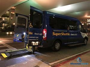 Save Money on Wheelchair Transportation with SuperShuttle ...