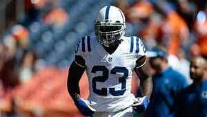 Frank Back Working With The Colts This Week In Otas