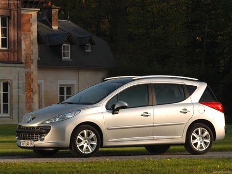Peugeot 207 Sw Outdoor Picture # 44559