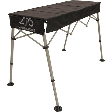 alps mountaineering table xl alps mountaineering guide table backcountry com